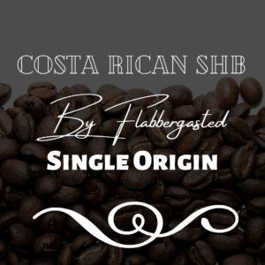 Costa Rican SHB Single Origin